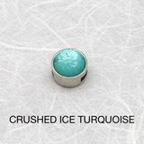 Crushed Ice Turquoise